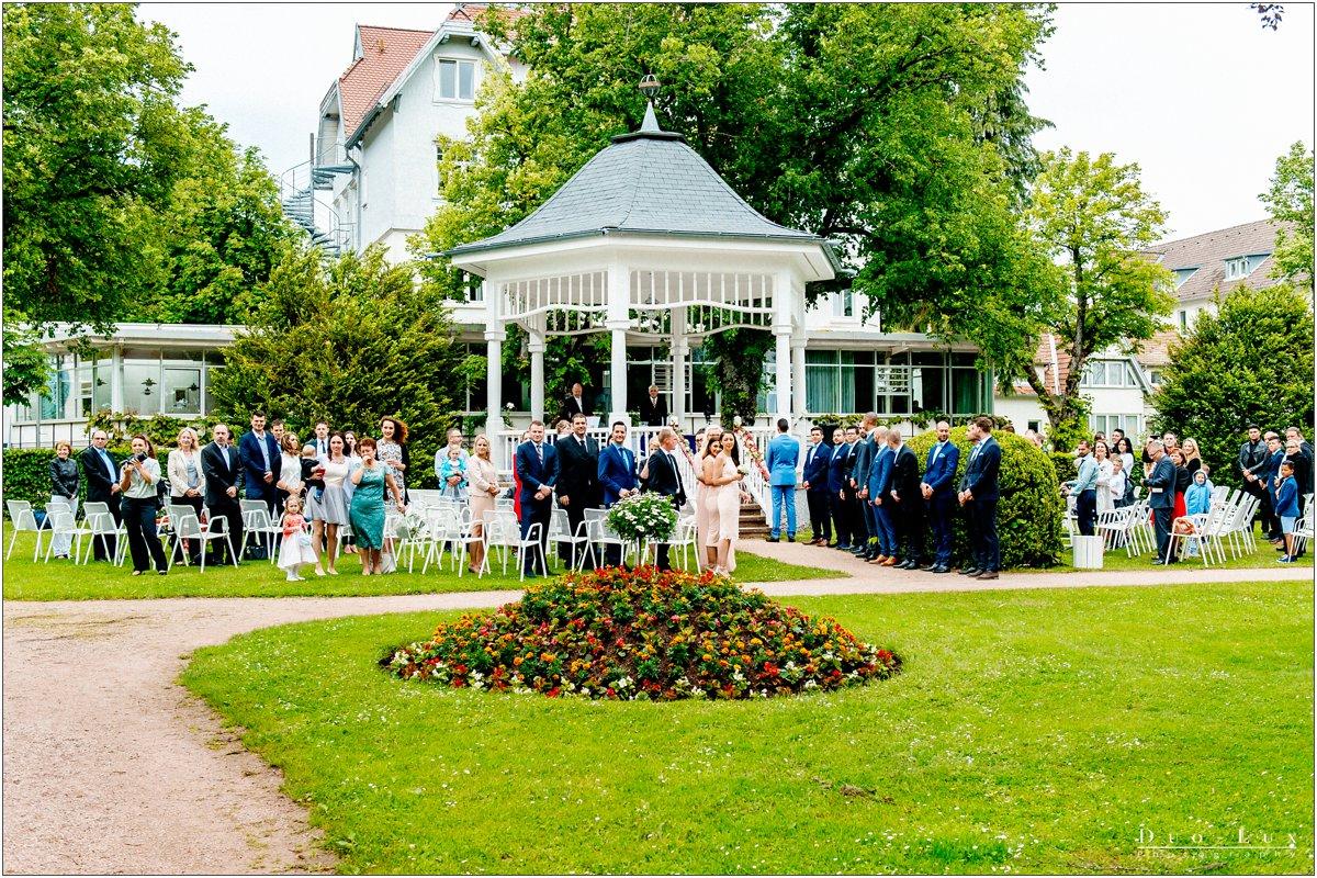 Parkcafé Stern Hochzeit