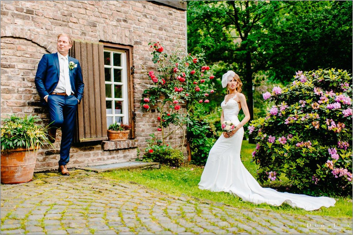 Hochzeit Schloss Eulenbroich Rösrath - Hochzeitsfotograf