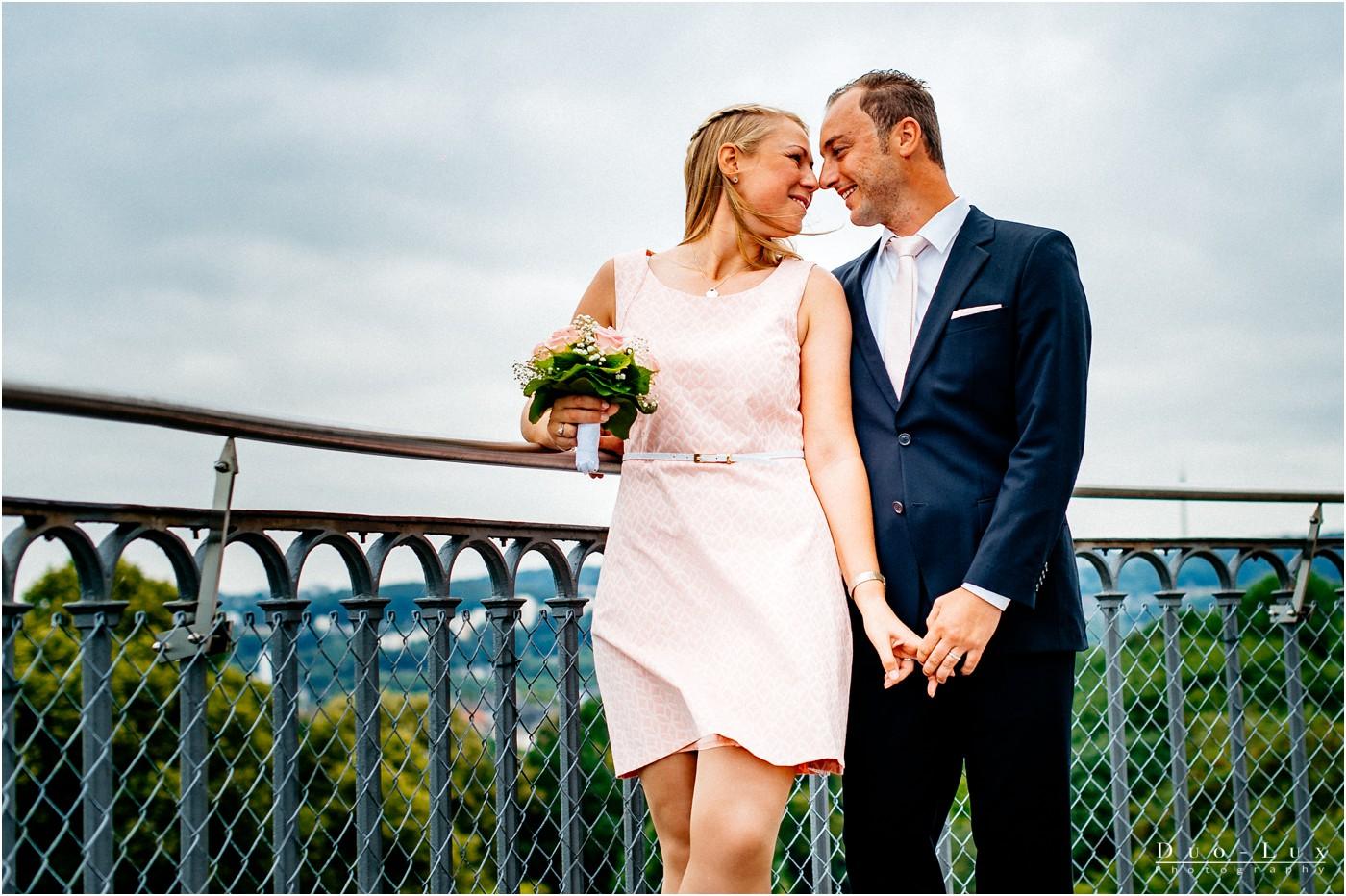 Standesamtliche Hochzeit Im Elisenturm In Wuppertal