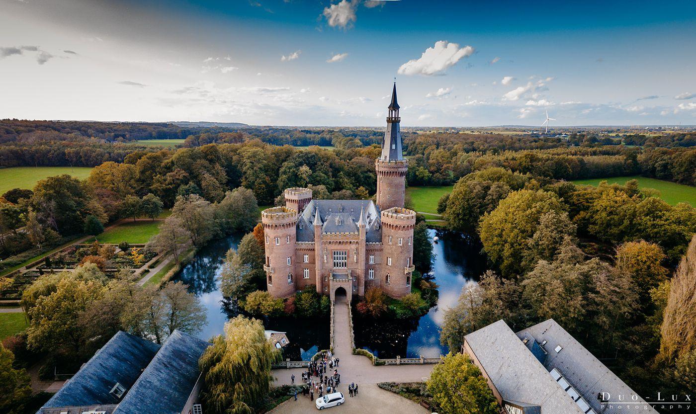Heiraten auf Schloss Moyland in Bedburg-Hau