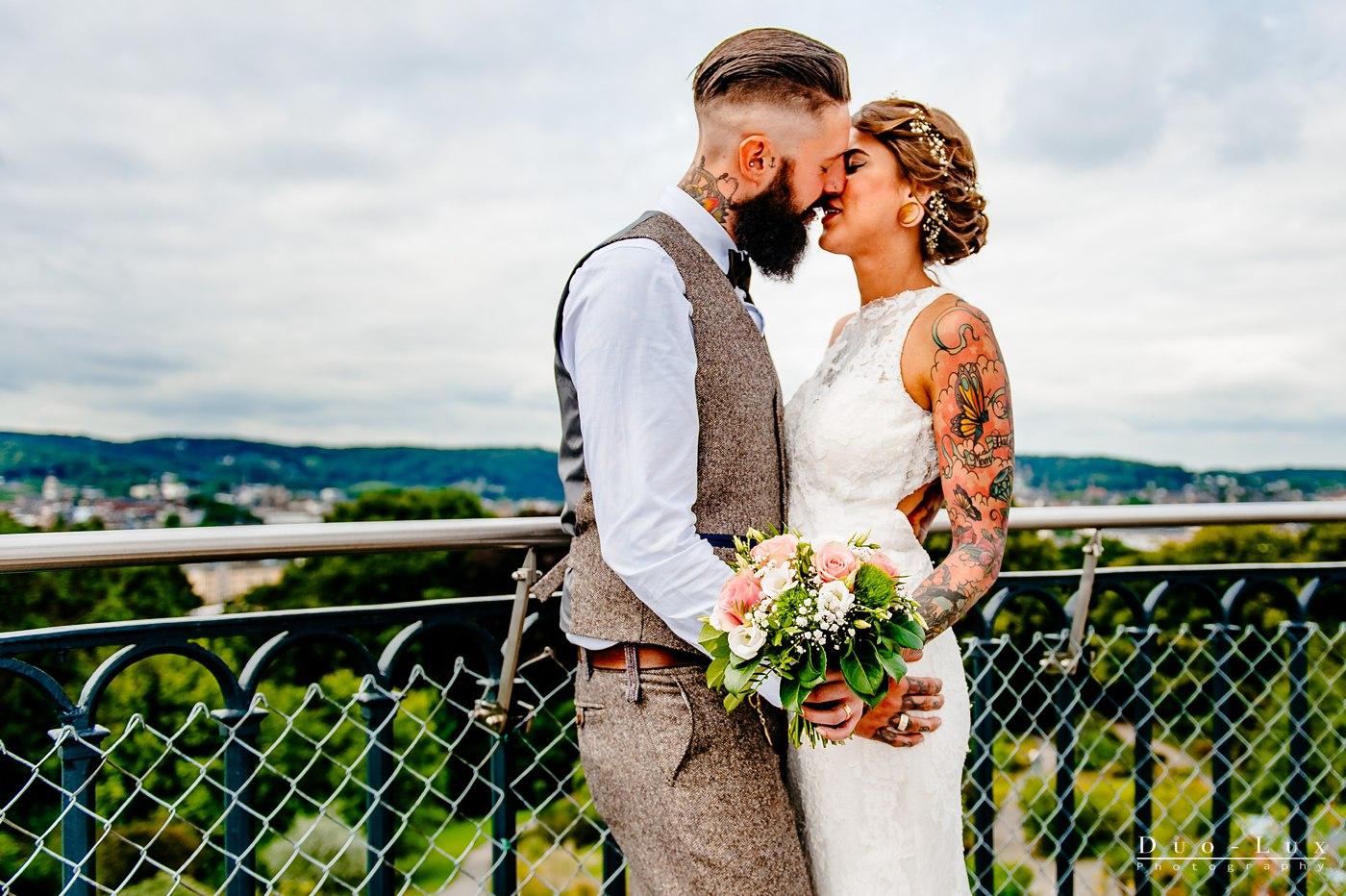 Heiraten im Elisenturm Wuppertal