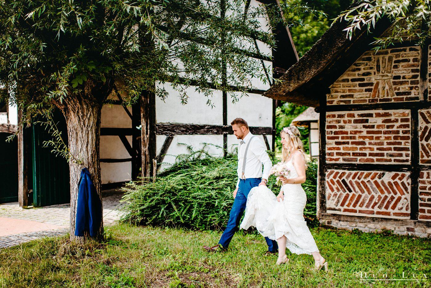 Standesamtliche Hochzeit - Dorenburg in Grefrath