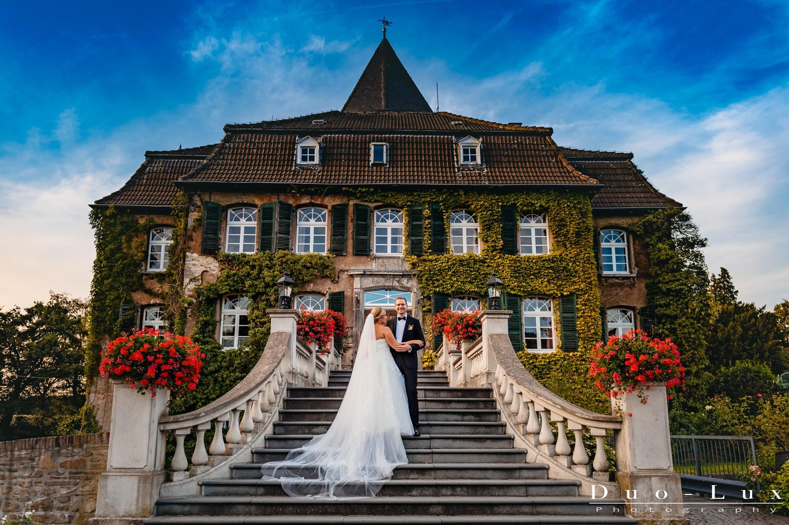 Schloss Linnep Hochzeit